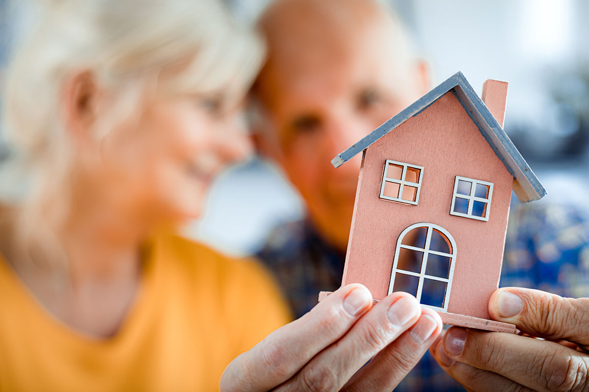 Wohnen im Alter: Ihre Bedürfnisse geben die Richtung vor